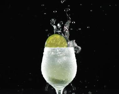 Splash limão
